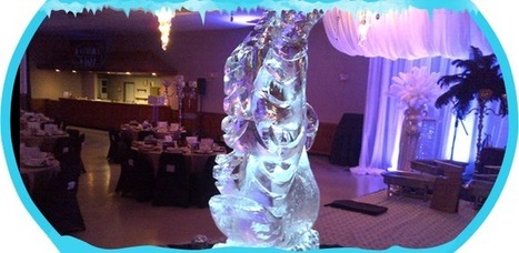 Ice Bars and martini Luges | Festiveice | wedding and event planning | Scoop.it