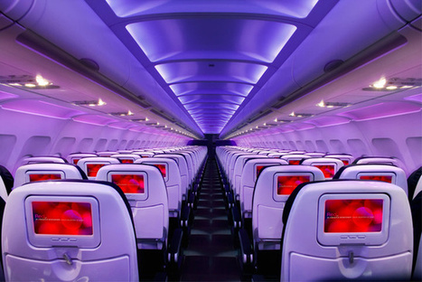 The Future (And Not So Future) of In-Flight Entertainment | New Customer - Passenger Experience | Scoop.it