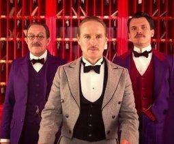 The Grand Budapest Hotel - Critique - NoPopCorn | les courtisanes dans la littérature | Scoop.it