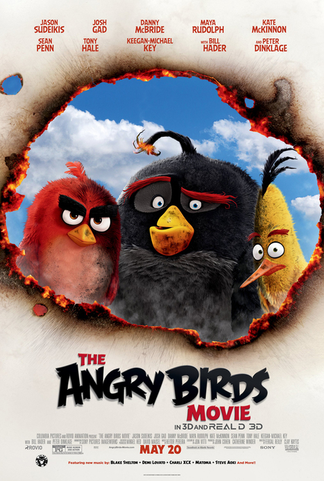 The Angry Birds Movie 2016 watch online cartoon movie - Hd Movies & Videos | Latest bollywood News & movies news,Upcoming Movies trailer Updates, movie show time | Scoop.it