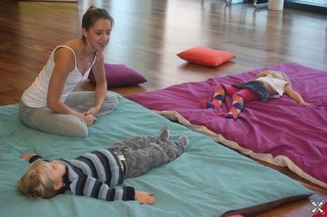 Técnicas de relajación para niños | Siquia - Psicólogos online | AlbaLazaro | Scoop.it