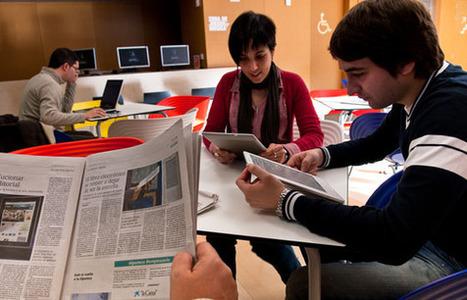 El soporte no afecta la comprensión lectora, según un estudio en Indiana   Lectura, TIC y Bibliotecas   Scoop.it