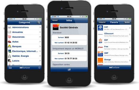 Vous lisez ' Halte aux numéros surtaxés ! NoSurtaxe !' sur Welovemac | iPhone & Jailbreak | Scoop.it