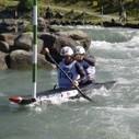 Slalom : L'équipe de France de retour à Lee Valley   Le canoë-kayak SLALOM avec PadL   Scoop.it