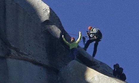 El Capitan: Yosemite duo complete world's toughest climb | Miscellaneous | Scoop.it