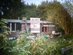 ZAD, France: This is not a camp » ResistrⒶ | # Uzac chien  indigné | Scoop.it