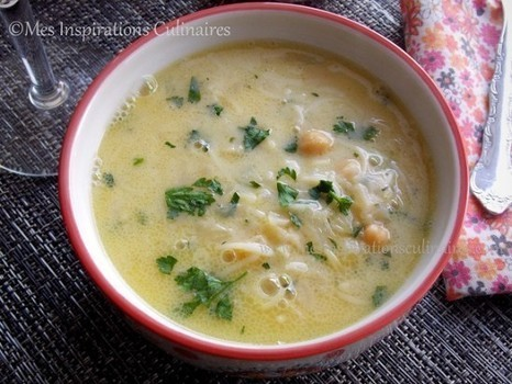 chorba beida (soupe algeroise sauce blanche) | Algiersfood.it | Scoop.it