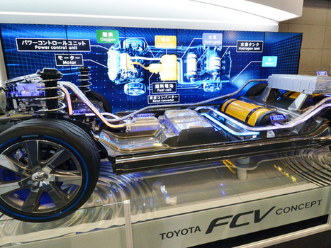 Fuel Cells: Toyota Means Business - IEEE Spectrum | leapmind | Scoop.it