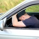 Driving drowsy is more dangerous than you'd think | Business Vehicle | Scoop.it