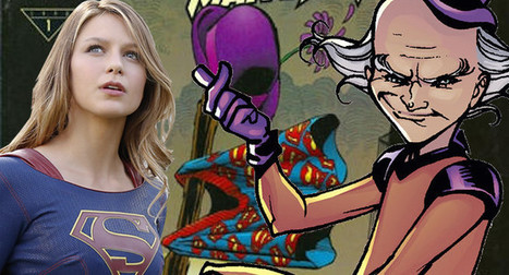 Mr. Mxyzptlk Is Coming to Supergirl | FanAboutTown | Scoop.it