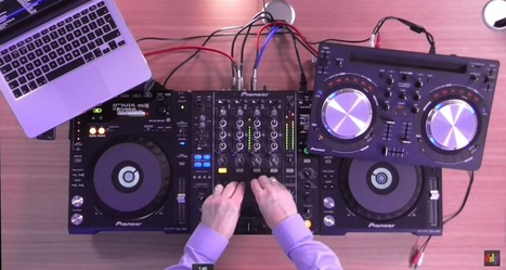 Your Questions: Setting Up A DJ Controller In A Club | DJing | Scoop.it