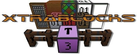 XtraBlocks Mod 1.7.4/1.7.2/1.6.4 | Minecraft | Scoop.it