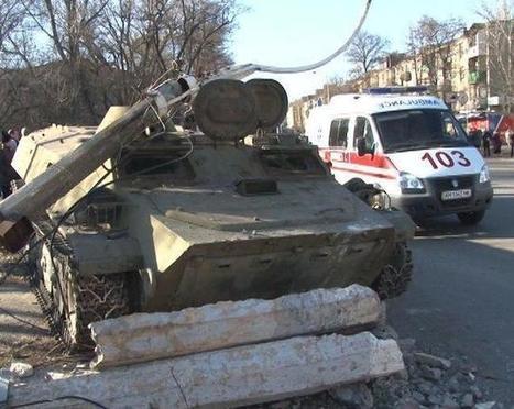 Военная прокуратура Украины подтвердила, что сбившие девочку в Константиновке военные были пьяными | Global politics | Scoop.it