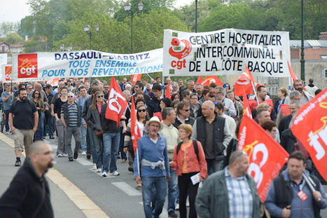 Un syndicat discriminant selon la CGT | BABinfo Pays Basque | Scoop.it