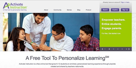 Activate Instruction   A free tool to personalize learning   recycling   Scoop.it