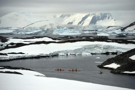 Climat : l'Antarctique risque de faire monter la mer d'un mètre d'ici 2100 | Ecologie & société | Scoop.it