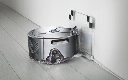 360 Eye : Dyson entre dans la course au robot aspirateur | Les robots domestiques | Scoop.it
