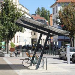 Des vélos électriques rechargés par induction à Haguenau (Bas-Rhin) | transport ecologique | Scoop.it