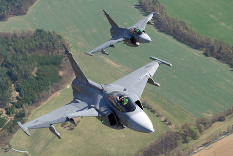 Defence minnow Saab humbling multinational aerospace Goliaths - The Conversation | Aerospace Manufacturing Engineering | Scoop.it