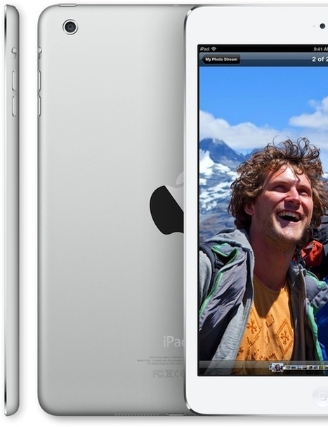Waiting for the iPad Mini Retina? Think about this - CNET | Macwidgets..some mac news clips | Scoop.it