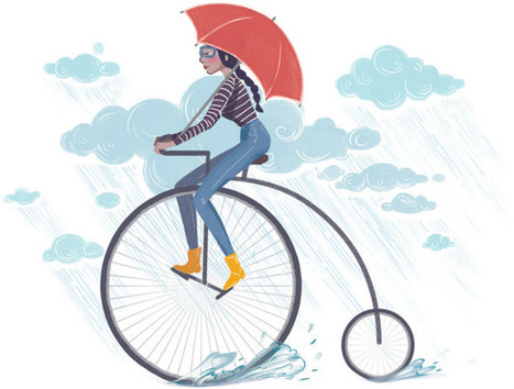 Bad-Weather Bicycling: 4 Tips to Stay Warm, Safe, and Dry | Children's Safety Advocates | Scoop.it