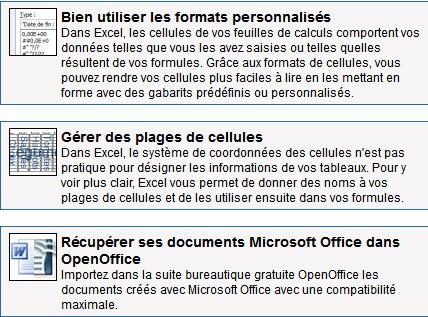 Dossier : Astuces pour Excel | E-apprentissage | Scoop.it