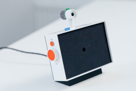 connbox interactive video-chat concepts by google creative lab + BERG | Tech ideas in classroom | Scoop.it