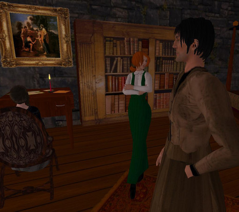 Moving from Second Life to OpenSim and back again – Hypergrid Business | A Virtual Worlds Miscellany | Scoop.it
