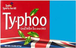 Buy Typhoo Round Tea Bags (80 per pack - 250g) online in Sainsbury's at mySupermarket   Sainsbury Typhoo   Scoop.it