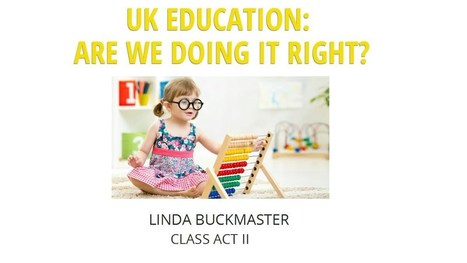 UK Education are we doing it right | 21st Century Creative Resources | Scoop.it