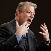 Tell Al Gore: there's a criminal price for fraud and lying about 'global warming..climate change...whatever'
