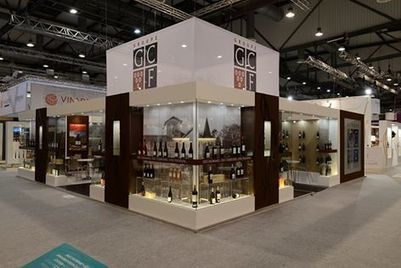 """#VINISUD2016 �� Voici le stand... - KEOPS Expositions   Facebook   Leads """" Les Agences Design & Stand""""   Scoop.it"""
