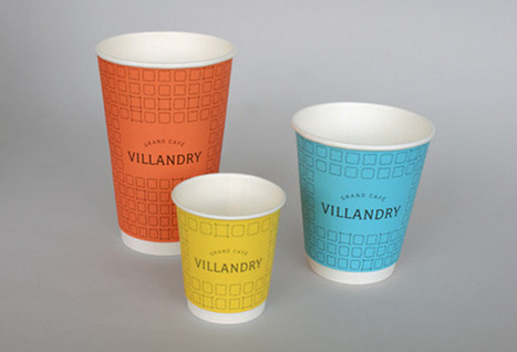 Creative Review - Mind's new look for Villandry | Corporate Identity | Scoop.it
