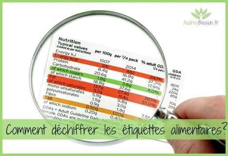 Comment déchiffrer les étiquettes alimentaires? | bon bien zen | Scoop.it