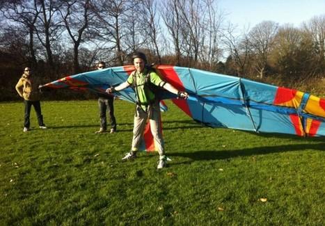 Un homme décolle en battant des ailes: Wired piégé par un «fake»?  - Rue89 | Merveilles - Marvels | Scoop.it