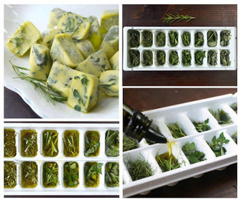 Back in the Groove with Herb Storage | Mynspiration cuisine | Scoop.it
