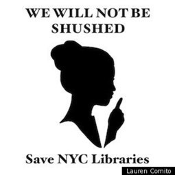 How To Protest Library Cuts - Huffington Post   Library Collaboration   Scoop.it