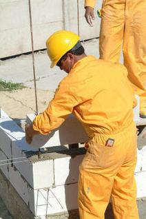 ConstruHUB | » Ladrillo Blanco de Hebel | LABRILLO HEBEL | Scoop.it