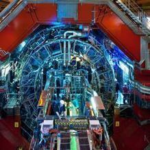 Il Cern si risveglia:  collisioni record per scoprire cosa c'è oltre la fisica che conosciamo | Planets, Stars, rockets and Space | Scoop.it