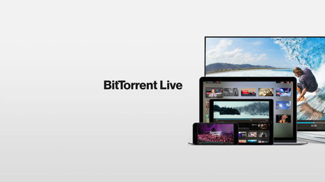 BitTorrent Live Announced: A P2P Live TV Streaming Service For Apple TV, iOS, Android, Mac – IPTV | Bros Streaming News and more | TECHNOLOGY NEWS | Scoop.it