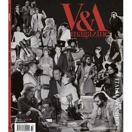 V&A Magazine: Spring Summer 2014 - Italian Fashion | Tokyo James | Scoop.it