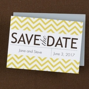 Save the Date Cards and Save the Date Invitations - Occasions In Print | Weddings | Scoop.it