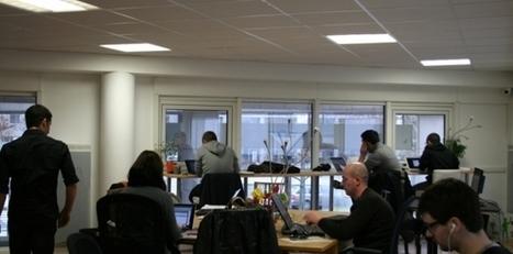 Grand Lyon Magazine – Coworking : le travail autrement ! | Coworking & tiers lieux | Scoop.it