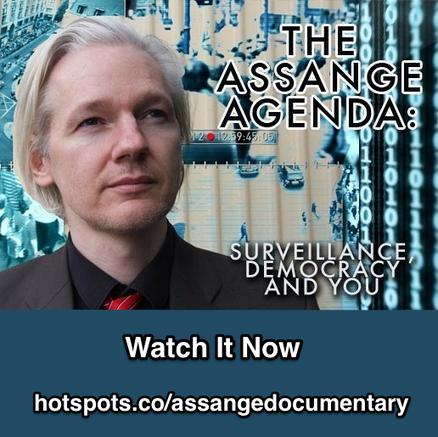 The Assange Agenda documentary « Sean Rintel | The Assange Agenda: Surveillance, Democracy And You | Scoop.it