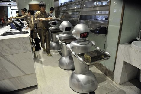 The robot trade is booming in China | My China Business News Selection | Scoop.it