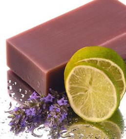 Kaffir Lime Twist Soap Bar with Lavender Oil - Gourmet Soap Bar from Tasmania   Beauty and the Bees Tasmania   Scoop.it