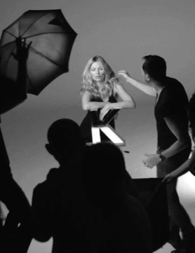 Kate Moss is new face of Kerastase | ELLE UK | Brand Marketing & Branding | Scoop.it