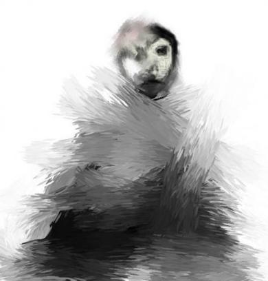 Monkey Strange | Ruth Clotworthy- Artist | Scoop.it