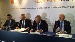 #Documentación España se acerca a la media europea de desarrollo de la sociedad de la información   Marketing Digital   Scoop.it