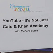 Free Technology for Teachers: YouTube - It's Not Just Cats & Khan Academy | instructional specialist | Scoop.it